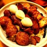 栄一(榮一 えいいち)の絶品焼鳥丼ランチ(八重洲)